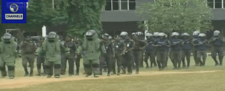 Terrorism: Police Sets Up Anti-Bomb Squad