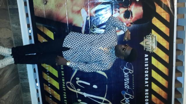 Burna Boy Hosts Album Listening Party