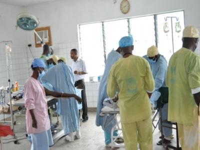 Health Workers Strike In Ondo