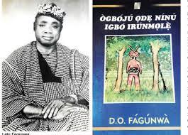 Soyinka, Mimiko, Fayemi Extol Virtues Of Late Literary Icon, D.O Fagunwa