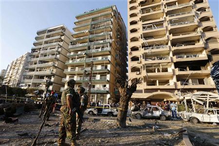 Al Qaeda Blames Hezbollah For Lebanon Bombings