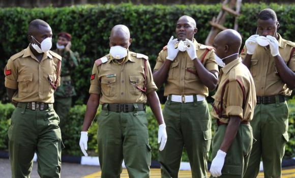 Four Kenyan Policemen Killed In Suspected al Shabaab Raid
