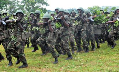 Army SeeksMore Funding To Fight Boko Haram