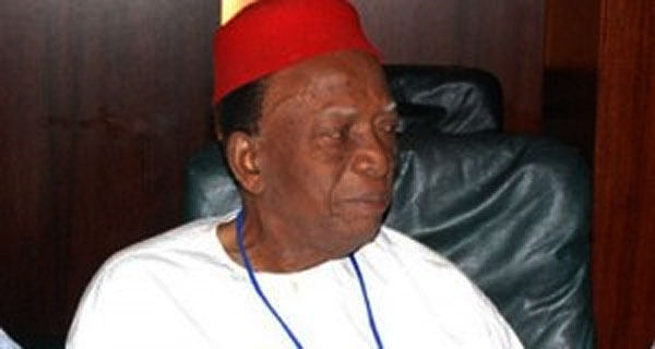 2015 Election: Jonathan Totally Holds The Decision To Run– Nwabueze