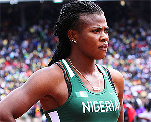 Okagbare Wins Second Medal In 200m Final