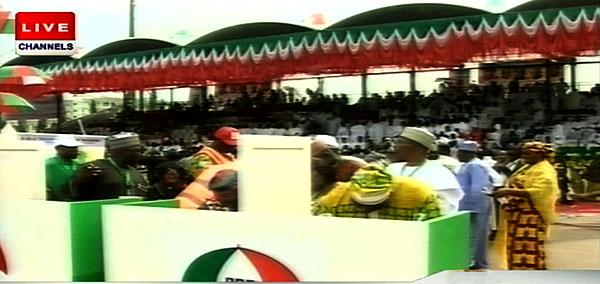 7 Governors, Atiku, Oyinlola, Saraki Form Parallel PDP