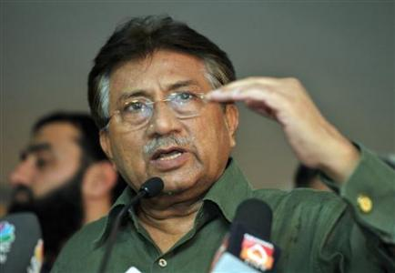 Pakistan's Musharraf Indicted In Bhutto Murder Case