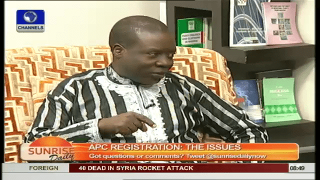 PDP States Are Overwhelmed By Political Instabilities – Journalist