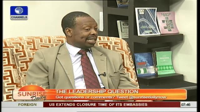 Leadership Is Nigeria's Biggest Problem – Analyst