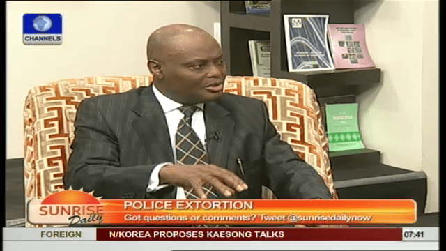 Analyst Commends Social Media For Exposing Police Extortion