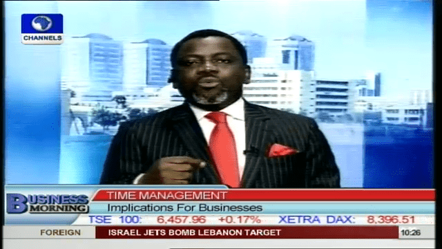 Time Management Is Key For Organisational Progress – Linus Okorie