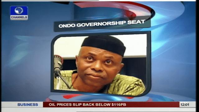 Ondo Governorship Seat: Supreme Court Affirms Mimiko's Victory