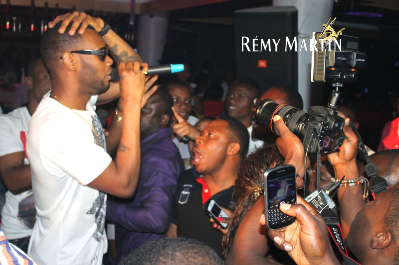 Pictures: Sound Sultan, D'prince, Chidinma, Skales, Jaywon In Party Mode