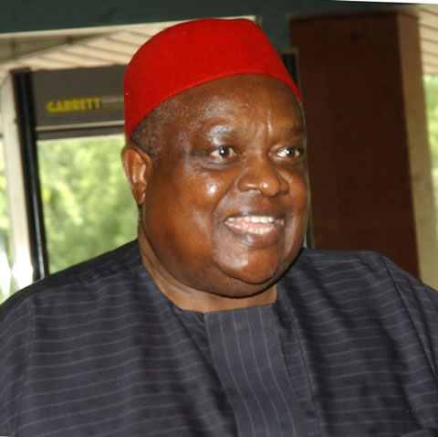 PDP Chieftain, Iwuanyanwu Discredits Baraje-Led Faction