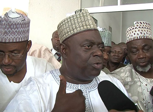 Aliyu Says PDP Crisis Will Affect Nation If Not Resolved
