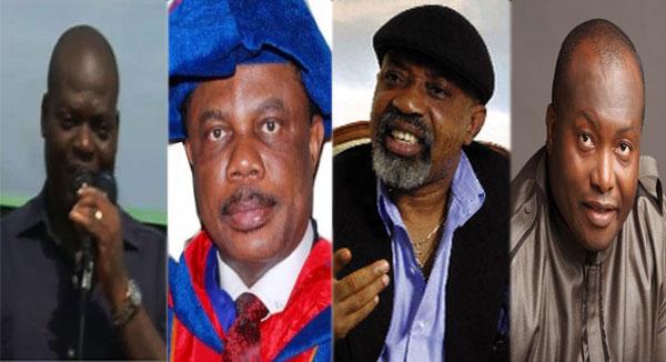 Anambra Governorship Tussle Begins