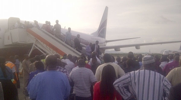 Benin Airport: Psychiatric Patient Apprehended While Attempting To Stowaway