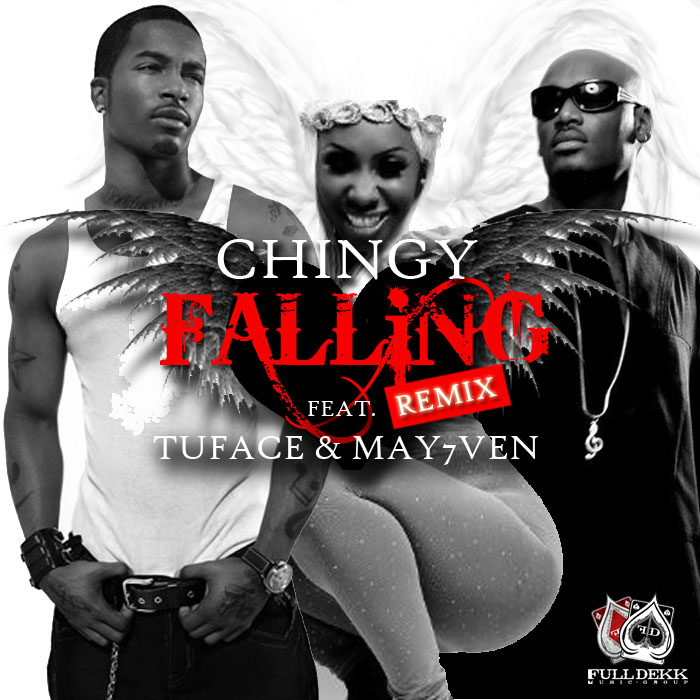 "MUSIC: Chingy Featuring 2face & May7ven – ""Falling (Remix)"""