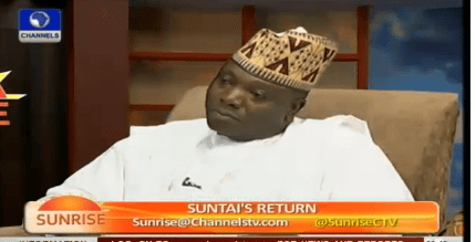 Former Commissioner Insists Suntai Is Fit To Resume Office