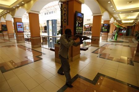 Gunfire At Besieged Kenyan Mall, Islamists Threaten Hostages