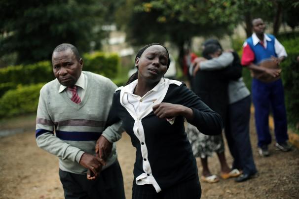 Kenya Begins 3 Day National Mourning After 4 Day Terrorist Siege