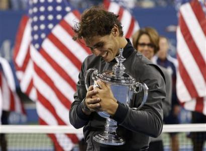 Nadal Crowns Brilliant Year With US Open Title