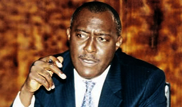 Metuh Assures Of PDP Crisis Reconciliation