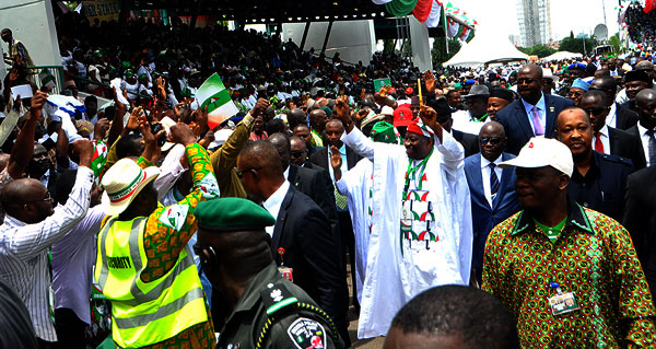 Court Asked To Nullify PDP Special Convention