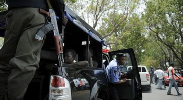 Abia Police Arrest Fake Vehicle Number Plate Vendor, Indian Hemp Dealers