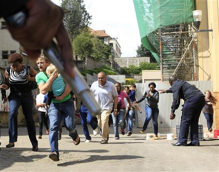 Update: Conflicting Death Toll Figures In Kenya Mall Attack Emerge
