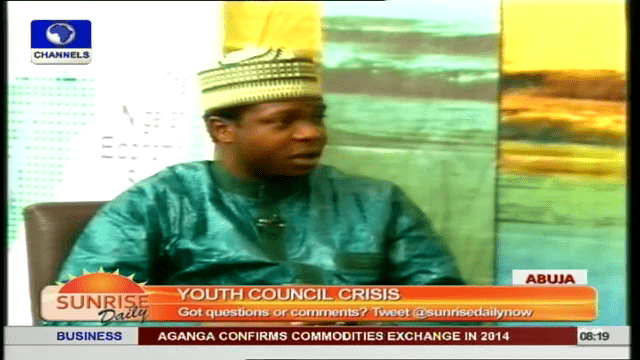 I Am The Only Youth Council President – Abdulmajeed