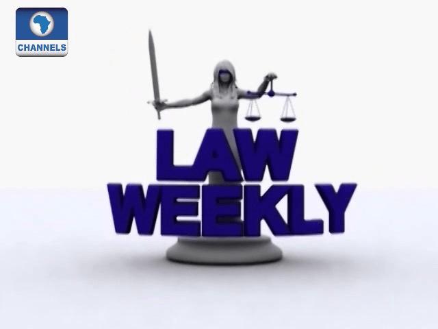 Law Weekly Focuses On NBA Conference, Taraba Crisis