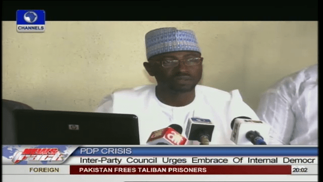 Council Urges PDP To Embrace Internal Resolution Mechanism