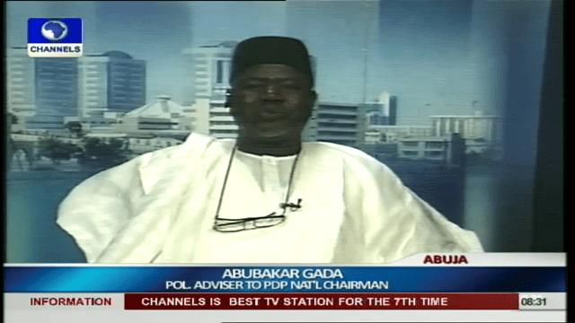 Present Challenges Will Make PDP Stronger- Abubakar Gada