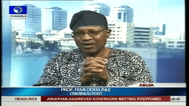 Criminologist Blames Nasarawa State Re-occurring Clashes On FG