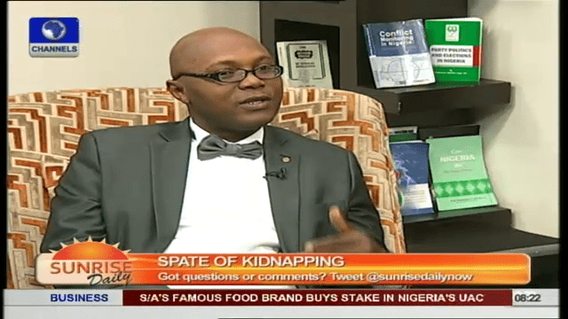 Lack of Planning Increases Spate Of Kidnapping – Analyst