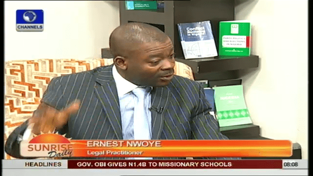 Legal Practitioner Says Anambra PDP Crisis Has Been Misinterpreted