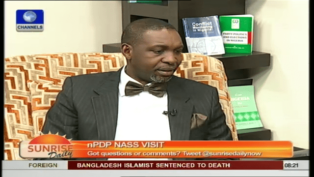Legal Practitioner Commends Mark Over Call For National Conference
