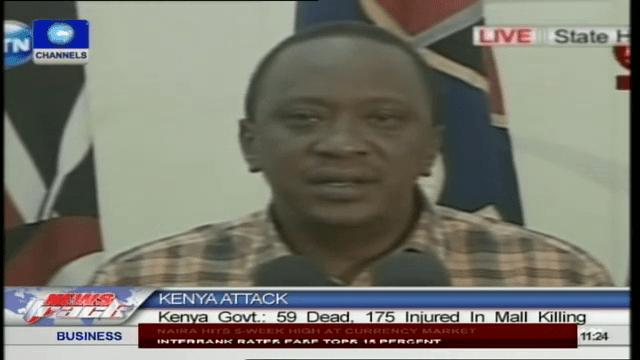 Kenya Attack:  43 Dead, 150 Injured In Mall Killing