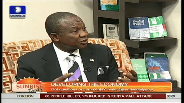 Local Production Will Boost Nigeria's Economy- Expert