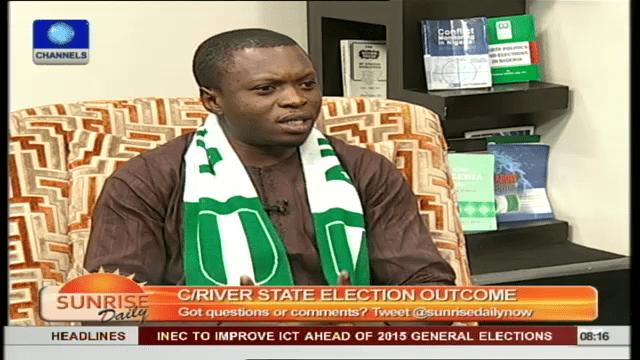 C/River LG Polls: Observer Caught Police, CROISEC, PDP Members Thumb Printing