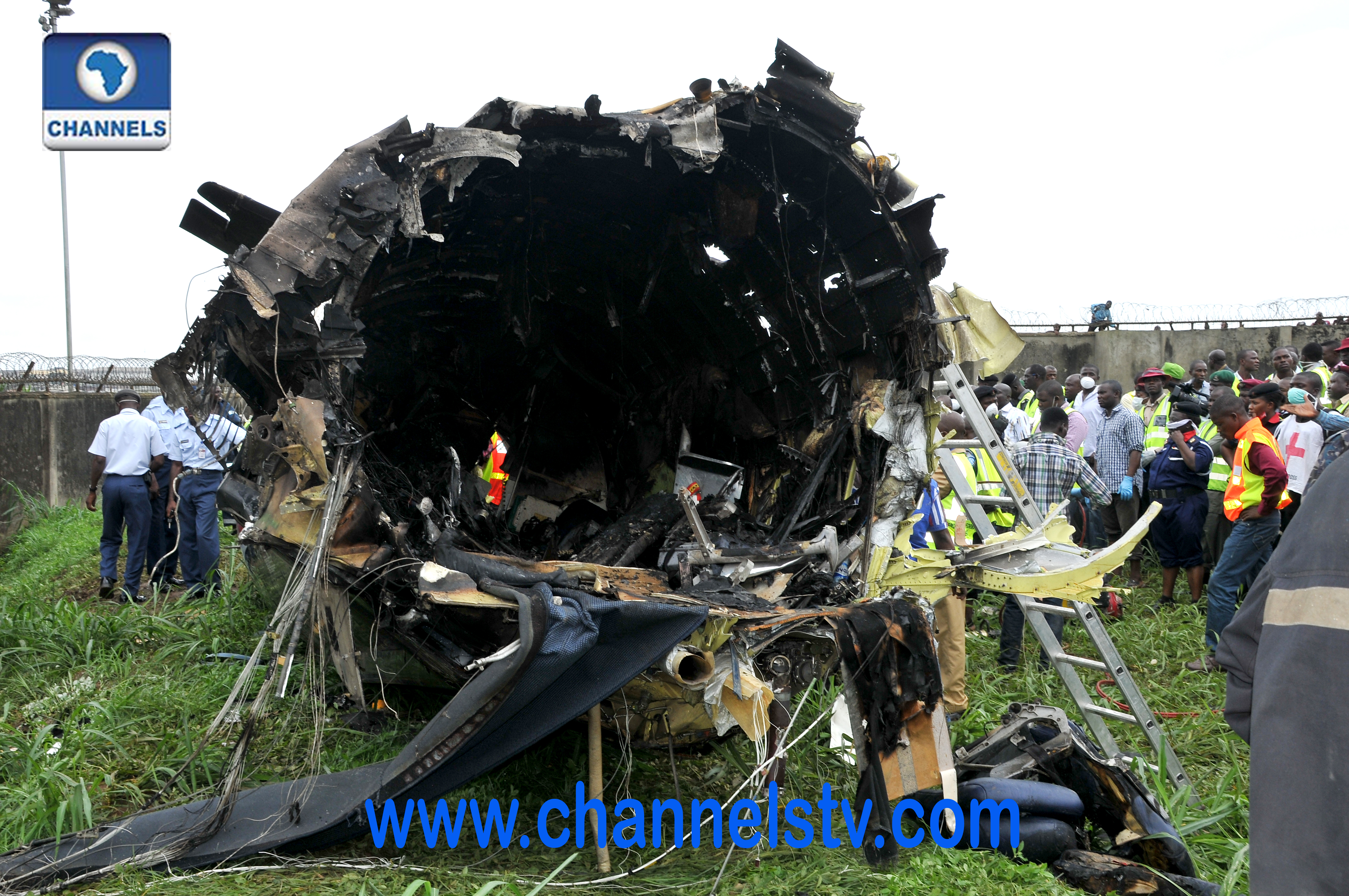 Crashed Associated Airline Plane Was Airworthy – FAAN