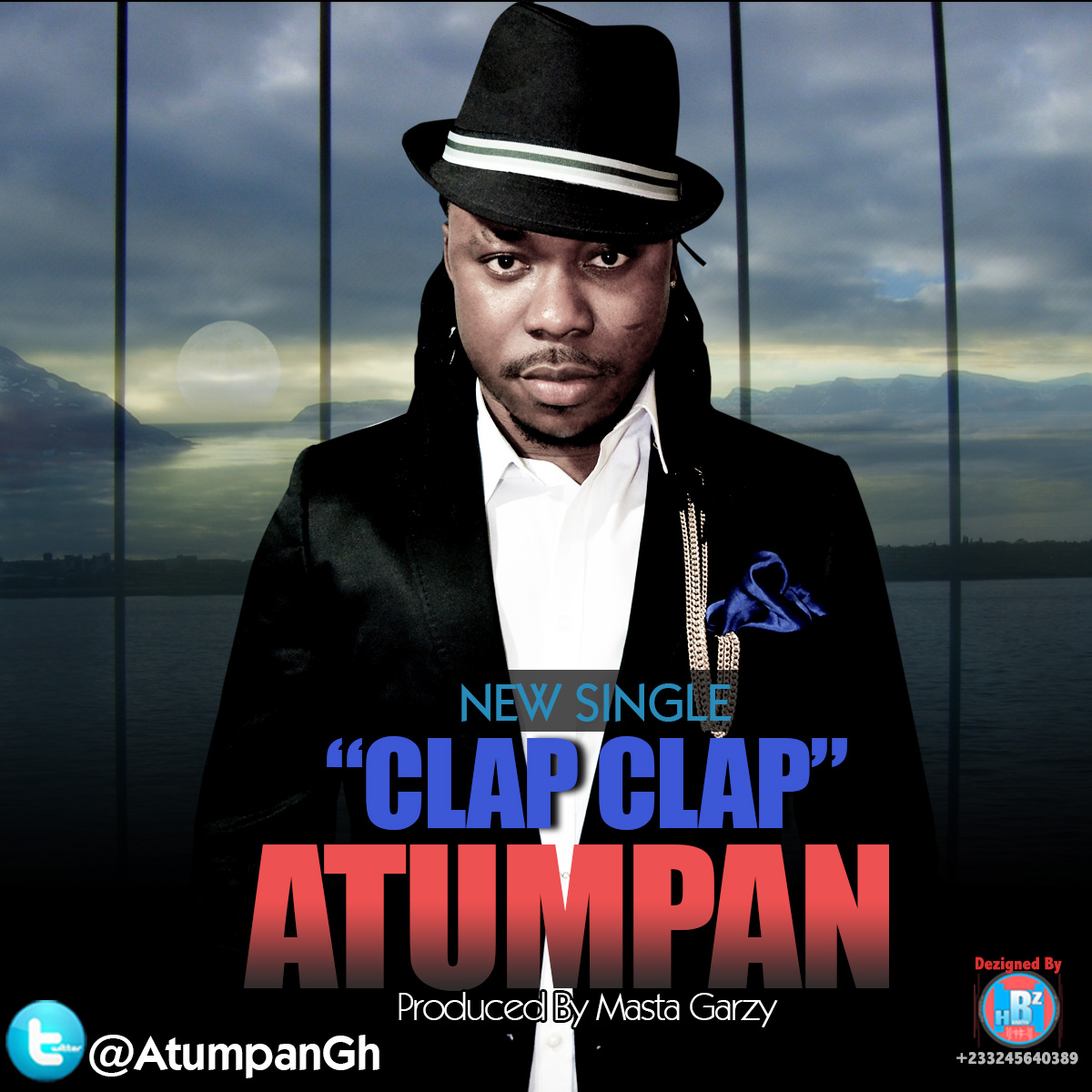 "Atumpan Drops Brand New Video For ""Clap Clap"""