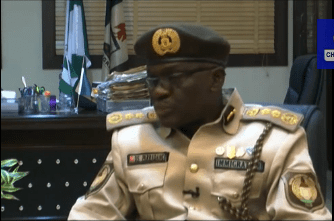 Question Time Features Nigeria Immigration Service Boss, Paradang