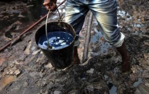 Crude Oil thieves
