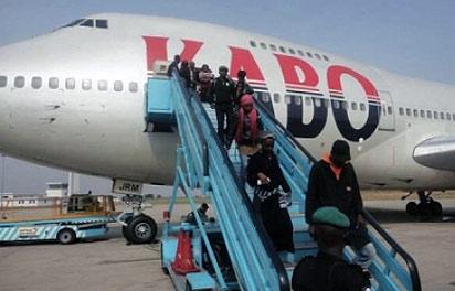 Jeddah Bound Air Craft Did Not Make Emergency Landing- Kabo Air
