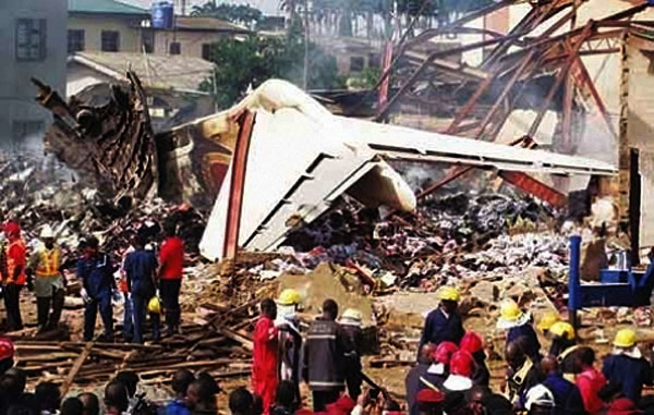 Cargo Shift May Have Caused Associated Airline Crash – Analyst
