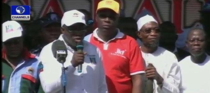 Ekiti Election: Fayemi Says People's Welfare Remains Priority