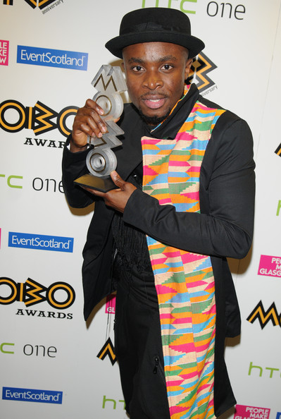 Fuse ODG Beats Nigerian Nominees, Bags MOBO's Best African Act Award