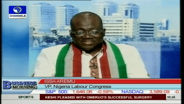 NLC VP Expresses Doubt Over 18-Hour Power Promise By Jonathan
